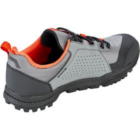 Cube ATX OX Shoes grey'n'cherry tomato